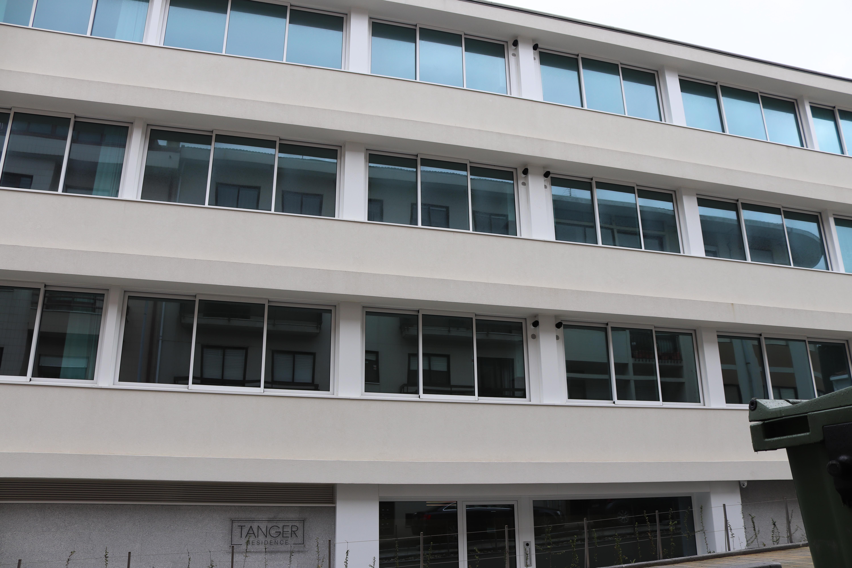 Conclusão da obra Tanger Residence