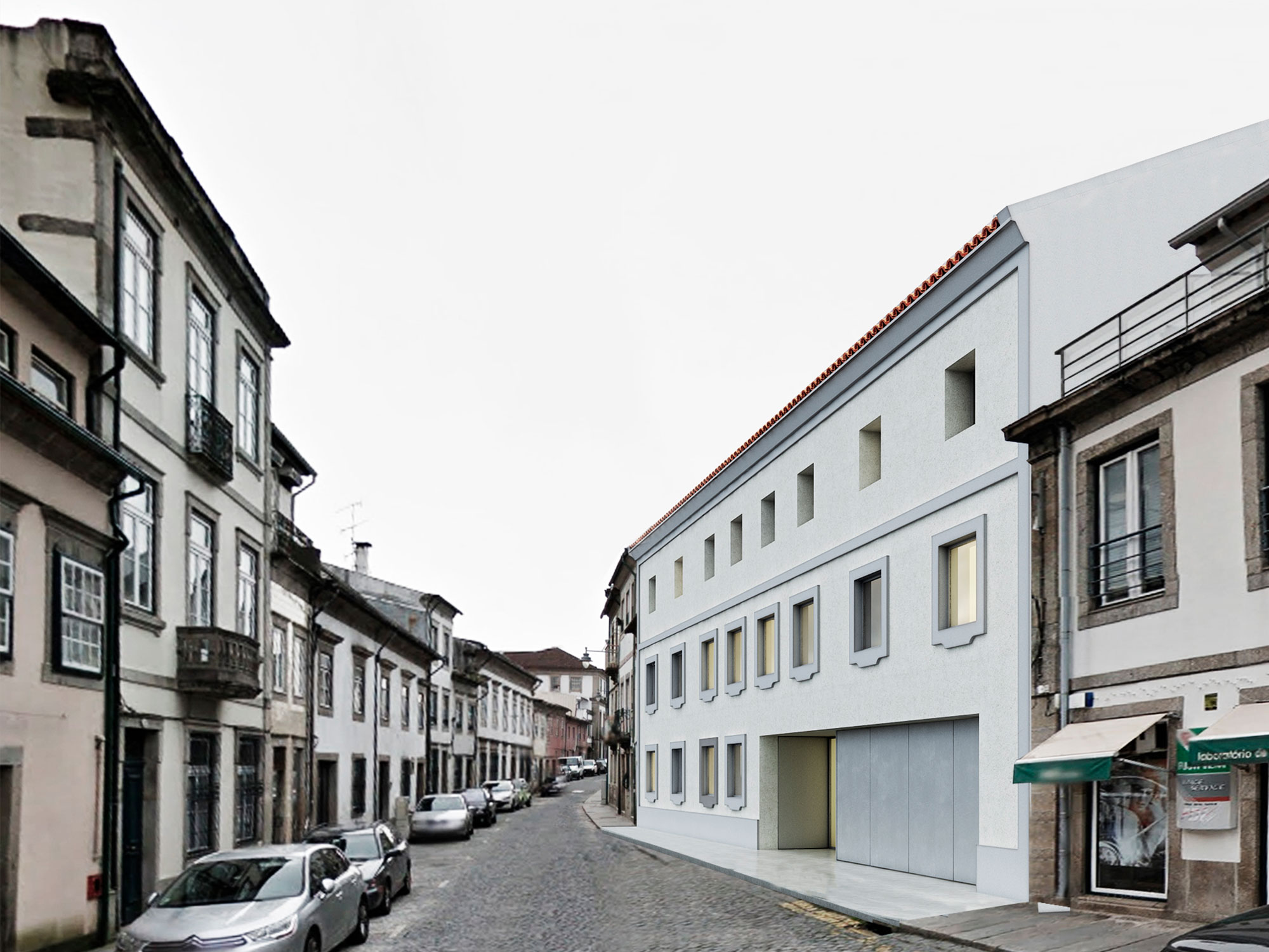 Edifício Rua Alcaide